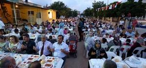 Kepez'de Ramazan bereketi