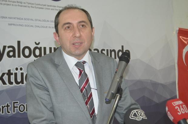 """""""Sosyal Diyaloğun İnşasında Entelektüel Çaba"""" projesi başladı"""