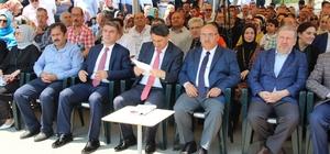 Ümraniye Belediyesi yeni sosyal hizmet binasının temelini attı