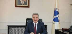 Rektör Elmas TÜBA üyesi seçildi