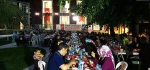 Güngören Belediyesi engellileri her akşam iftar sofrasında ağırlıyor