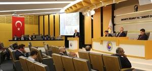 SATSO haziran ayı meclis toplantısı gerçekleşti