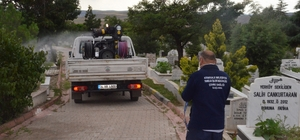Kırıkkale Belediyesinden bayram tedbirleri
