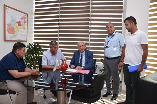 Tekirdağ Büyükşehir Belediyesi ile Tarım Kooperatifleri Birliği arasında protokol