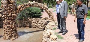 Demirkol, Şair Nabi mahallesinde çalışmaları inceledi