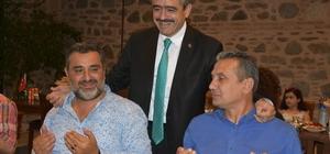 Başkan Alıcık, meclis üyeleri ile iftar yemeğinde buluştu