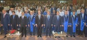 Biga Meslek Yüksekokulu 26.dönem mezunlarını uğurladı