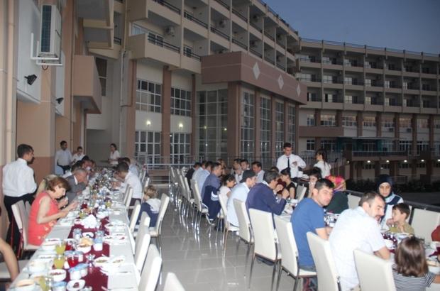 BUBYO geleneksel iftar yemeğinde buluştu