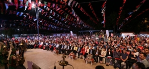 Gaziantep'te ramazan dolu dolu geçti