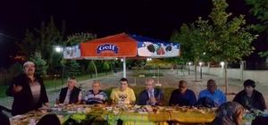 Başkan Albayrak Saray'da sahur programına katıldı