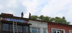 kçakoca'da sokaklar tek tek iyileştiriliyor