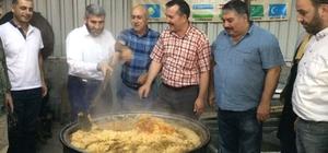 ASKON üyeleri Türkistanlılar Derneği'nin iftarına katıldı
