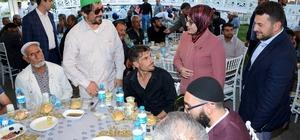 Başkan Toru gönül dostlarıyla iftar açtı