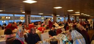 Özel İmperial Hastanesi çalışanları 10.'cu  geleneksel iftar yemeğinde buluştu