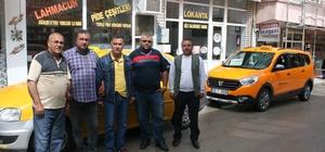 Sungurlu'da taksiciler korsana savaş açtı