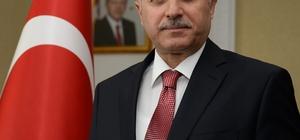 Vali Azizoğlu'nun Ramazan Bayramı mesajı
