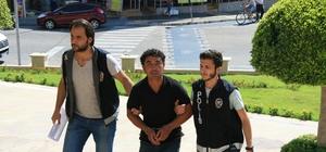 ezaevi firarisi Marmaris'te yakalandı