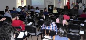 AYSO'da uygulamalı dış ticaret eğitimi gerçekleştirildi