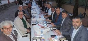 AK Parti'den mahalle sakinlerine iftar yemeği