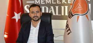 AK Parti İl Başkanı Tanrıver, Nevşehir halkının bayramını kutladı