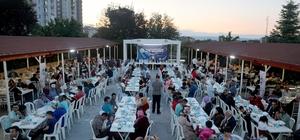 Talas personeli iftar sofrasında buluştu