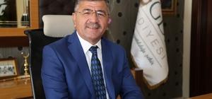 Niğde Belediye Başkanı  Faruk Akdoğan'ın Ramazan Bayramı mesajı