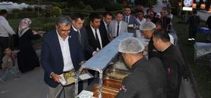 Konya Şeker ailesi 11 farklı kampüste iftarda buluştu