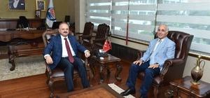 """Çakacak: """"Akdeniz'in incisi olan Mersin'den çok güzel duygularla ayrılıyoruz"""""""