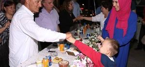 Başkan Altınok Öz, belediye personeli ile iftarda bir araya geldi