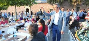 Gebze'nin mahalle iftarları büyük iftarla sona erdi