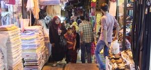 Mardin'de bayram yoğunluğu