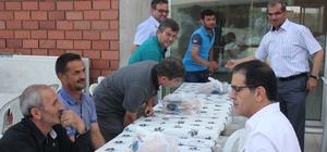 Turgutlu Belediyesi ailesi iftar sofrasını paylaştı
