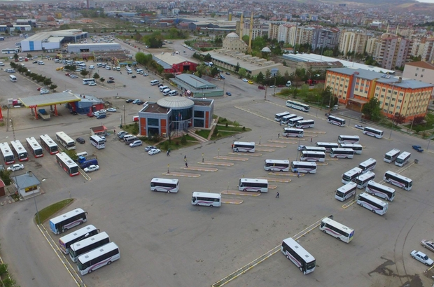 Sivas'ta bayramda otoparklar ücretsiz