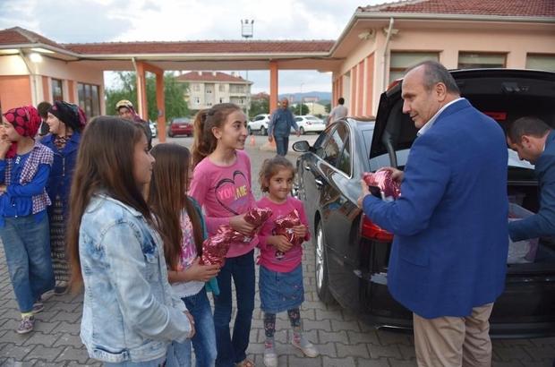 Taşköprü'de Mahalle iftarları tamamlandı