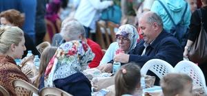 Sultangazi Belediyesi'nden Edirne'de iftar sofraları