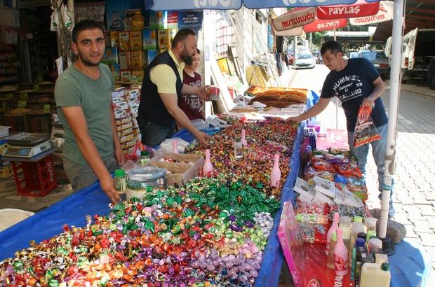 Devrek'te Ramazan Bayramı bereketi