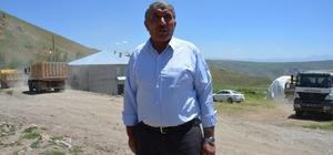 Akçift Mahalle Muhtarı Eryiğit'ten Başkan Özgökçe'ye teşekkür