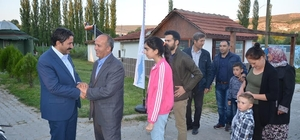 Seyitgazi Belediyesi personeli iftarda buluştu