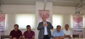 Boyraz: ''Ramazanın ecri, fazileti ve bereketi çoktur''
