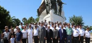 Amiral Turgut Reis Bodrum'da törenlerle anıldı
