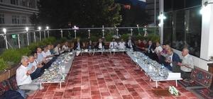 Başkan torun, ramazan ve bayramlaşma programlarını değerlendirdi