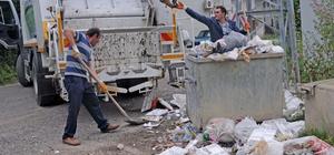 Kastamonu'da kırsal kesimden çöp toplama devri başladı