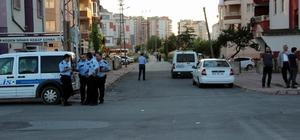 Kayseri'de cinayet