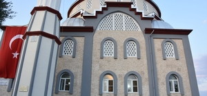 Başkan Alıcık'tan iftarlı cami açılışı