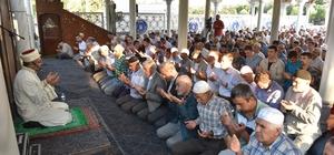 Bayram namazı Merinos Parkı'nda kılınacak