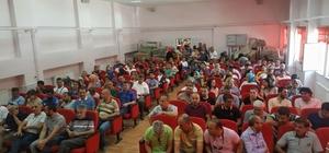 2 bin 430 öğretmene bütçe yönetimi semineri verildi