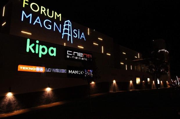 Forum Magnesia 5. yıl kutlamalarına hazırlanıyor