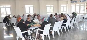 Bozüyük Belediyesi'nin mukabele programları sona erdi