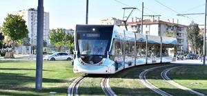 Karşıyaka Tramvayında 1 Temmuz heyecanı