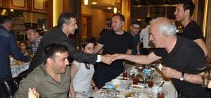 Eskişehir'de basın mensupları iftarda bir araya geldi